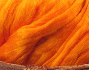 Dyed Bamboo Top - Orange / 1oz