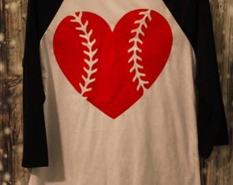 Softball/baseball mom shirt