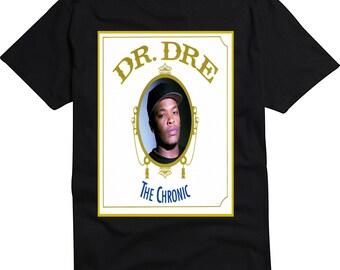 Dr Dre The Chronic Album T Shirt or Tank Top