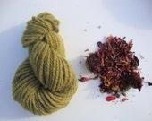 Natural Dye Sample Kit - Zinnia