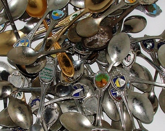 79+ Souvenir Spoons Great Crafts & More