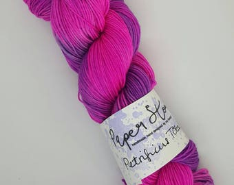 Pertrificus Totallus, Harry Potter Inspired Sock Yarn