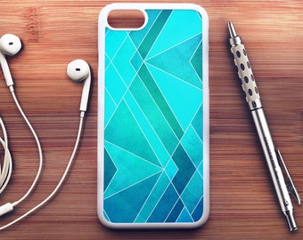 Geometric iPhone 7 Case Geometric iPhone 6s Case iPhone 6 Plus Case iPhone 6s Plus Case iPhone 5s Case Teal iPhone SE Case iPhone 5c Case