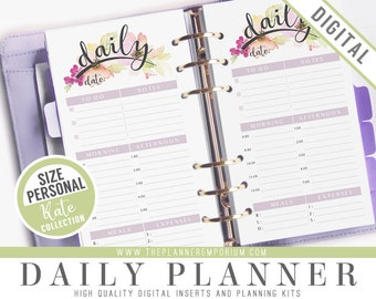 Planners Inserts Wedding Stationery & More by ThePlannerEmporium