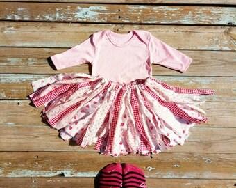 Baby Tutu Skirt, baby tutu 1st birthday, Strawberries and dots Skirt, Skirt, Baby Girl Skirt, Toddler Skirt, Strawberries Skirts, Tutu Skirt