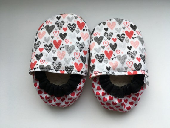 Hearts Galore Booties