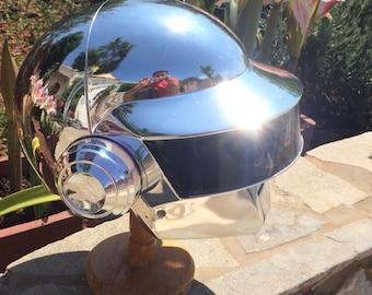 Daft Punk Helmet Thomas Super high quality Real Chrome New V7 2017 Large