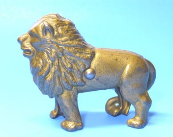 Lion Coin Bank Etsy