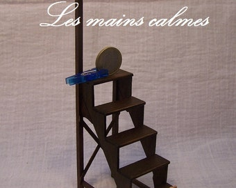 Miniature Library stepladder