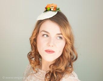 Bride Hairpiece Lace Headdress mediteran