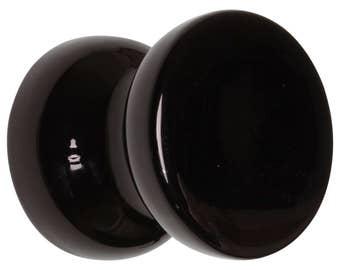 BIG KNOB, round |Ceramic cable wall mounting |Hook |Coat hooks | 8, 5cm