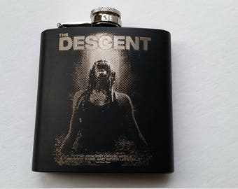 The Descent 6oz Flask