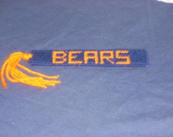 Chicago Bears  Bookmark