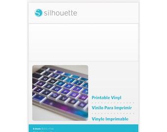 Silhouette Printable Vinyl