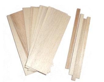 Balsa Wood - Small Bundle