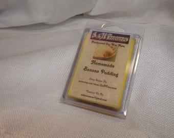 Homemade Banana Pudding - Handpoured Soy Wax Melts