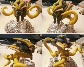 League of Legends - Vel figurine'Koz Arclight