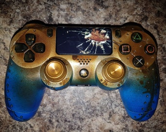 Custom Bioshock - PS4 controller