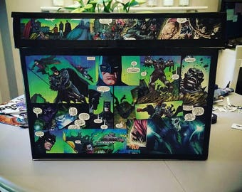 Comic Book Storage Box - Made to Order