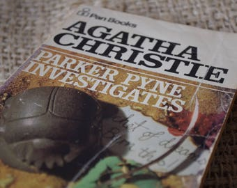 Parker Pyne Investigates. Agatha Christie. A Pan Crime Paperback Book