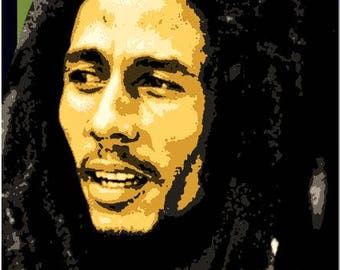 Bob Marley One Love Beach Towel