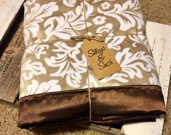 Adult Satin Blanket Etsy