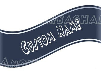 Woody Toy Story Decal Room Decor - Custom Name