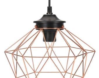 Hanging lamp Copper I
