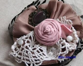 PIN, brooch, PIN, lace