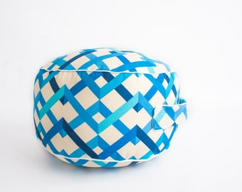 The Blues Floor Cushion Toddler Pillow Pouf