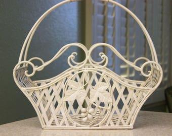 Rectangle Basket Etsy