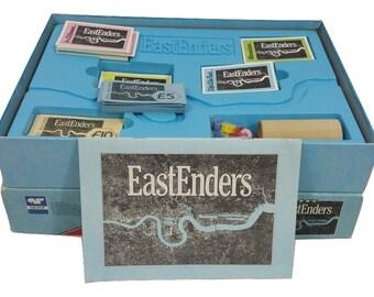 Vintage Eastenders Board Game 1988 Vintage Boardgame BBC Seriff Board Game