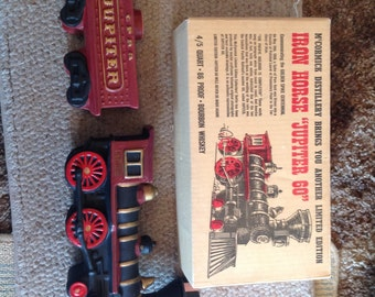 McCormick Jupiter Train Decantor in box