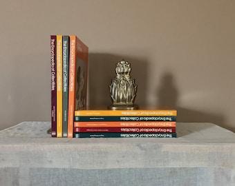 Medical Encyclopedia Set / Vintage Encyclopedia Set/ Old Books / Instant Library/Book Set / Decorative Books/Books For Design / Vintage Book