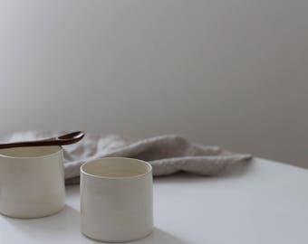 Matcha coffee - tea mug - ceramic