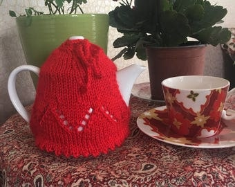 Hand made Tea cozy, Tea cosy, Teapot cover, appliance covers