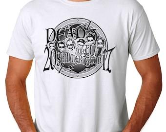 Dead & Company Summer Tour 2017 Skulls t-shirt