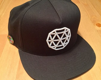 Kaleidoscopic Apparel Snapback Hat