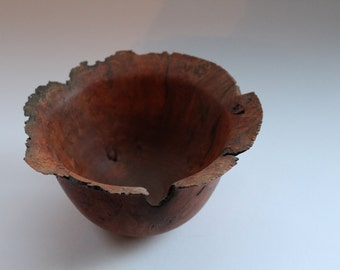 Cherry Burl Vessel No.5