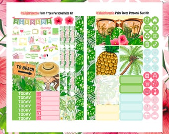 Personal Size Kit (Palm Trees Collection)