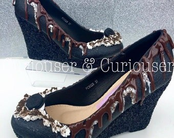 Oreo Attack Wedges