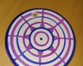 Pottery Pendant