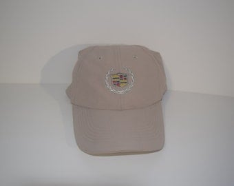 Cadillac Dad Hat Strapback