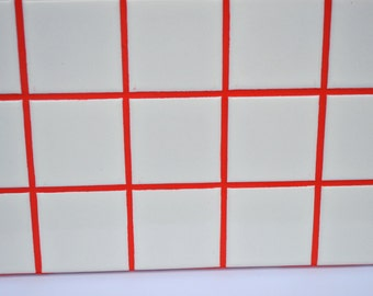 Ragin' Red Grout, UnSanded Grout with Red pigment added. FREE SHIPPING!!! Tile Grout Colors