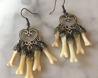 Love Your Bones Earrings