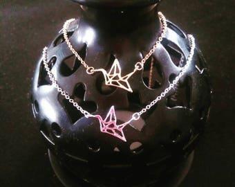 """""""Origami"""" bracelet"""