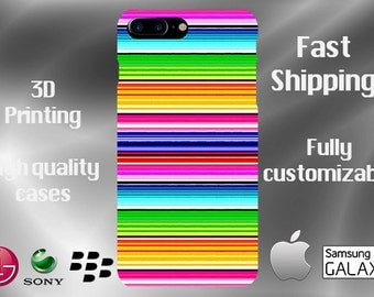 Serape Cell Phone Case, iPhone 6 case, Serape phone case, Serape Pattern, Serape, Serape iPhone 7, Serape iPhone 6, Serape cell case