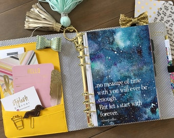 Twilight Planner Dashboards by Stylish Planner, Edward Cullen Quote
