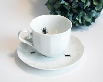 Teacup | Beetles