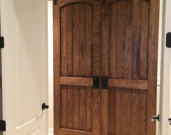 Barn Doors, solid wood, handmade